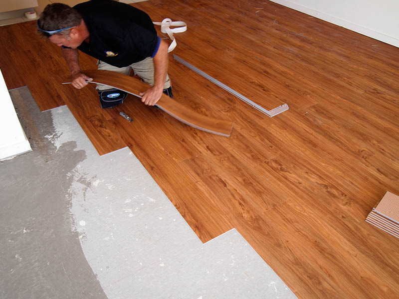 5 Star Floors Vinyl Flooring